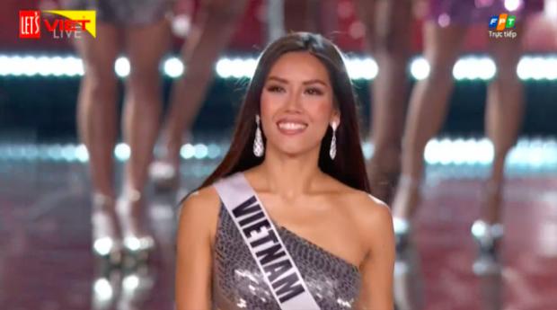 Tuy không thể lọt vào top 16 nhưng với những gì đã thể hiện tại Miss Universe năm nay, Nguyễn Thị Loan xứng đáng nhận được những tình cảm và sự yêu mến của khán giả quê nhà.