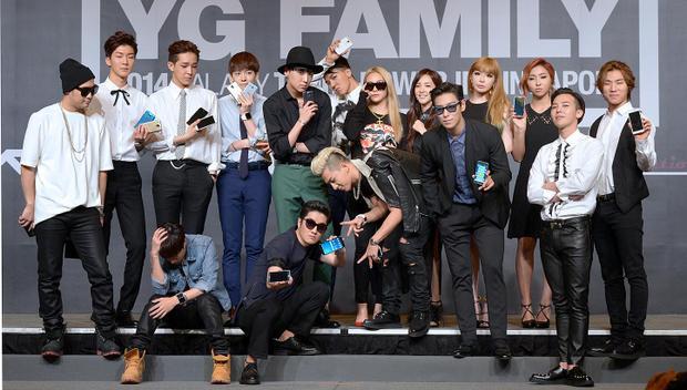"""YG từng có mâu thuẫn """"truyền kiếp"""" với Mnet."""