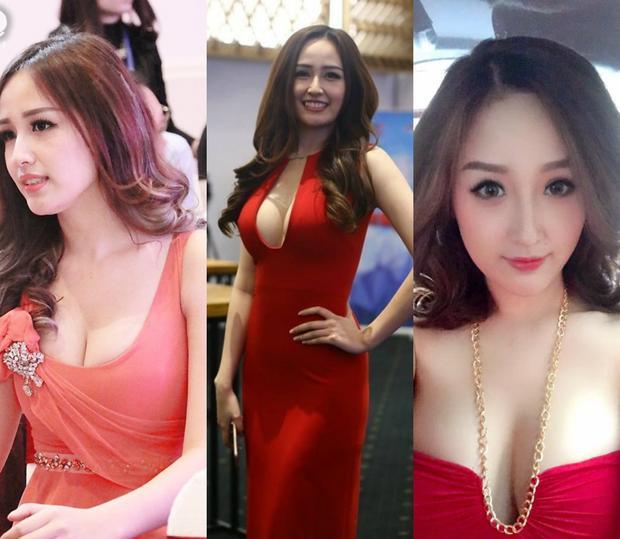 Ngoài ra cô còn dính nghi án đã nâng cấp vòng một. Thường xuyên xuất hiện với vòng một to bất thường dường như cũng là cách mà hoa hậu Việt Nam 2006 ngầm đáp trả dư luận một cách thẳng thừng.