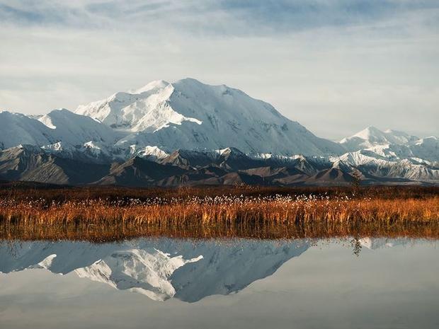Tiểu bang Alaska là vùng thường xuyên xảy ra các hoạt động địa chất và Denali là nơi tập trung những biểu hiện rõ ràng nhất. Những lực kiến tạo và các vùng đất phì nhiêu đã hình thành nên dãy Alaska, sông băng và địa hình cao của nơi này.