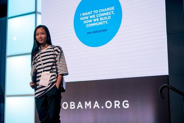 """""""Tôi bước vào hội nghị mà không mong đợi gì chỉ đến để lắng nghe từ những người làm những điều tuyệt vời cho cộng đồng của họ và không ngờ, tôi ra về với một tư duy mới"""" - Suboi cho biết."""