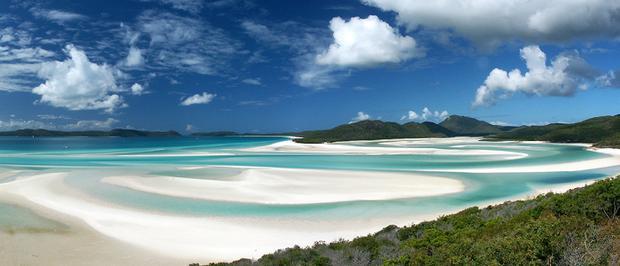 Đó là một hòn đảo hoang sơ, một phần của rặng san hô Great Barrier Reef và là vị trí đẹp nhất để chiêm ngưỡng.