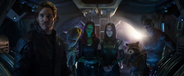Nhóm Guardians of the Galaxy