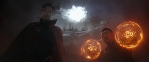 Doctor Strange và phụ tá Wong