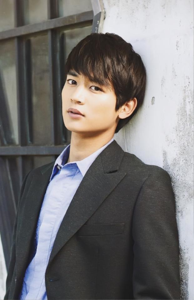 Nam diễn viên Min Ho