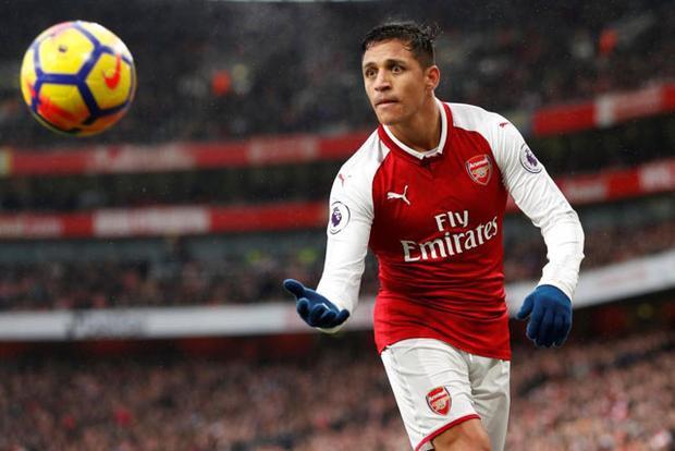 Sanchez đang được Man City, PSG và Real Madrid theo đuổi.
