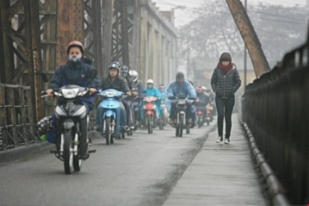 Hà Nội chuẩn bị đón một đợt rét đậm thứ 2 tính từ đầu đông.