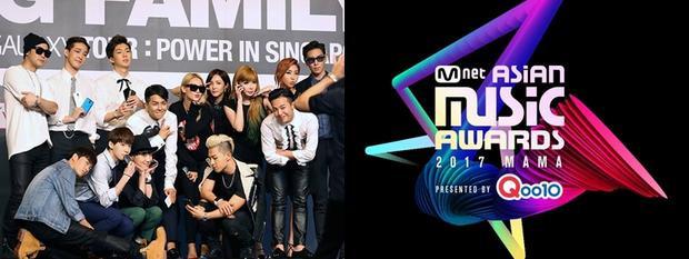"""Câu chuyện """"cạch mặt"""" lẫn nhau giữa YG và Mnet đã không còn xa lạ."""