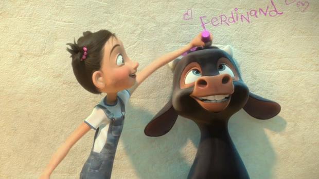 Chú bò Ferdinand đáng yêu không chịu nổi với màn nhảy dance battle