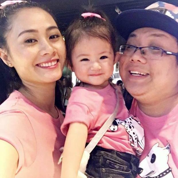 """""""Nàng công chúa nhỏ"""" Grammy là kết quả tình yêu của Gia Bảo và Thanh Hiền."""