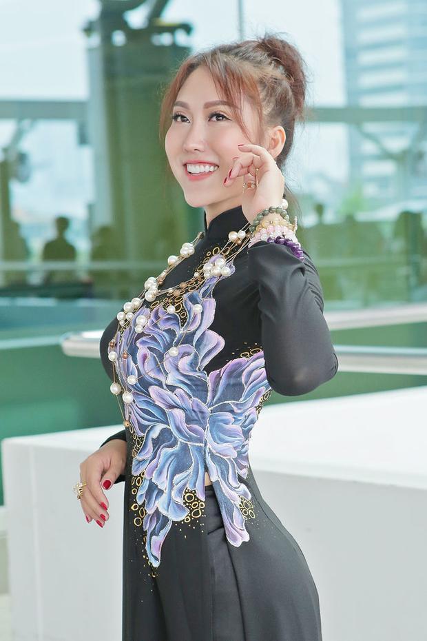 Chúc Phi Thanh Vân thành công sau nửa năm âm thầm chuẩn bị để đến được với cuộc thi.