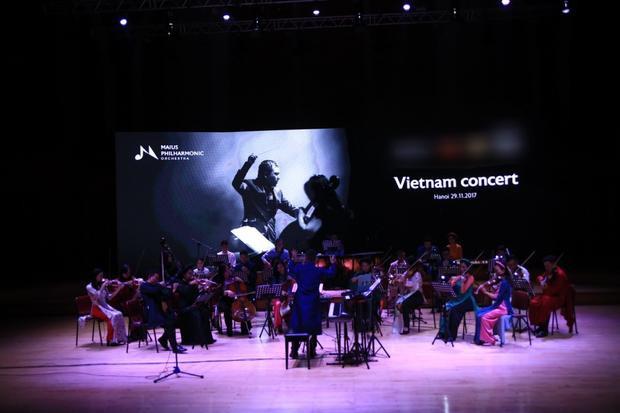 Maius Philharmonic - dàn nhạc giao hưởng tư nhân đầu tiên tại Việt Nam vừa qua đã ra mắt album Vol 1.
