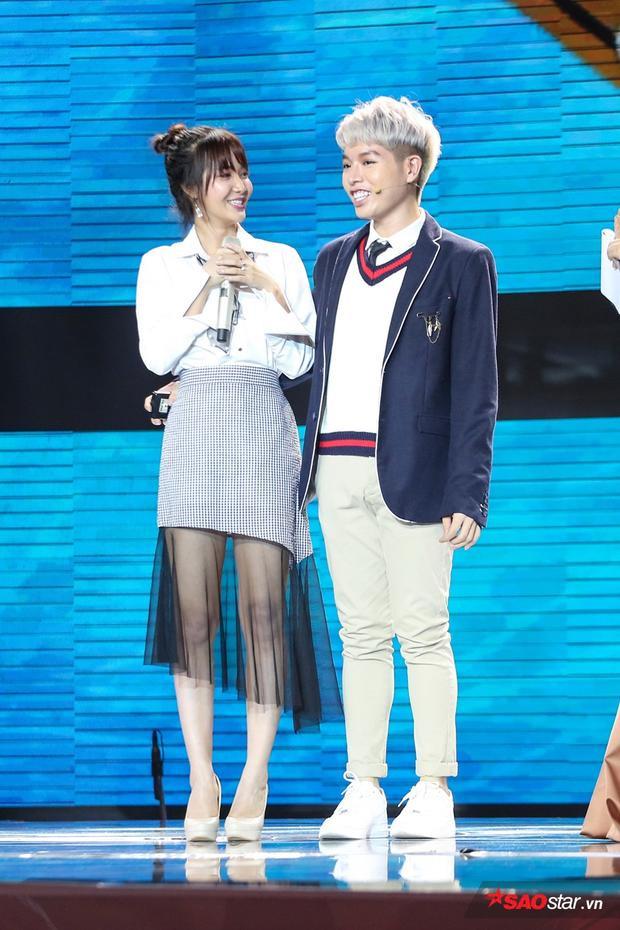 """Jang Mi lựa chọn Đức Phúc vì rung động trước """"ánh nắng"""" từ anh chàng."""