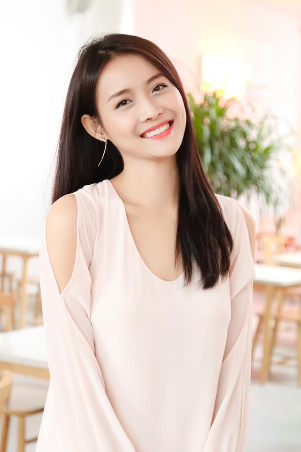 Trương Mỹ Nhân - thành viên team HLV Lan Khuê, Á quân The Face Vietnam 2017.