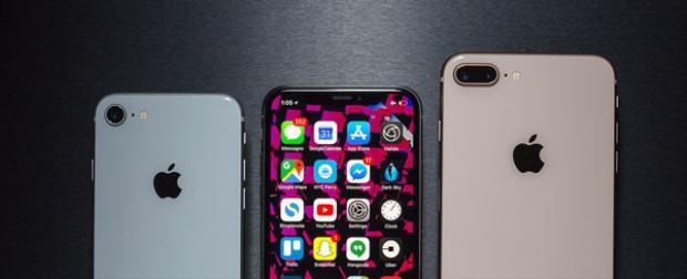 iPhone X được người dùng Việt Nam quan tâm hơn iPhone 8 và 8 Plus.