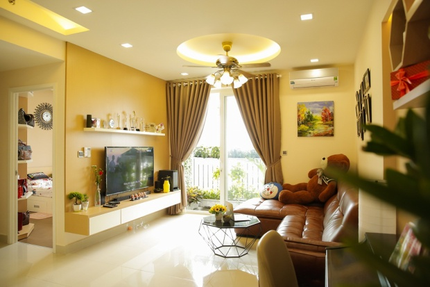 Đây cũng là căn nhà thứ hai mà Hoàng Yến sở hữu ở TP.HCM khi chuẩn bị bước sang tuổi 22.