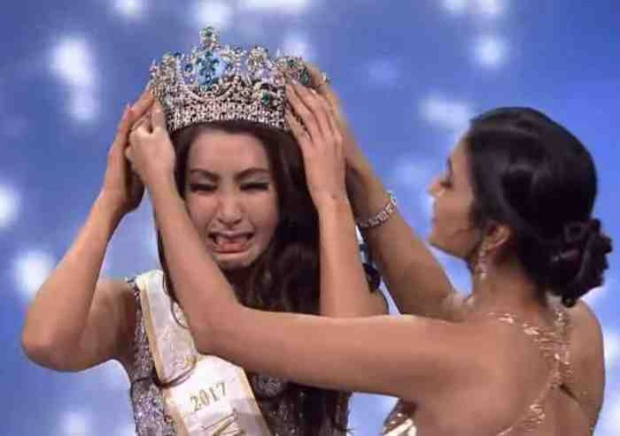 Trên một số Fanpage chuyên về sắc đẹp, nhan sắc của Jenny được đem ra bàn tán sôi nổi. Đa số ý kiến cho rằng người đẹp Hàn Quốc không xứng đáng để trở thành Hoa hậu, cô đã sửa mũi và tiêm bottox nên mặt mới sưng vù như vậy.