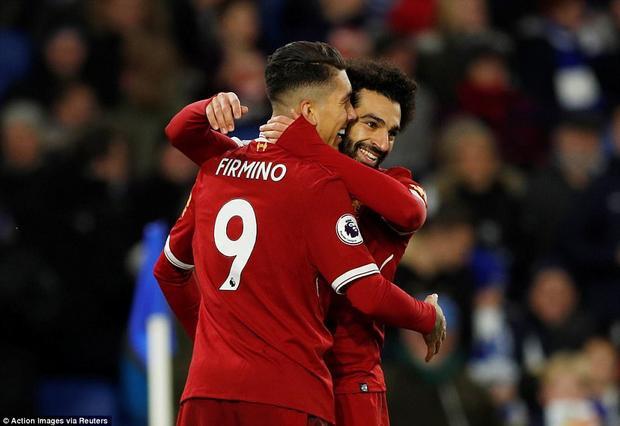Salah đang cho thấy tầm quan trọng của mình ở Liverpool.