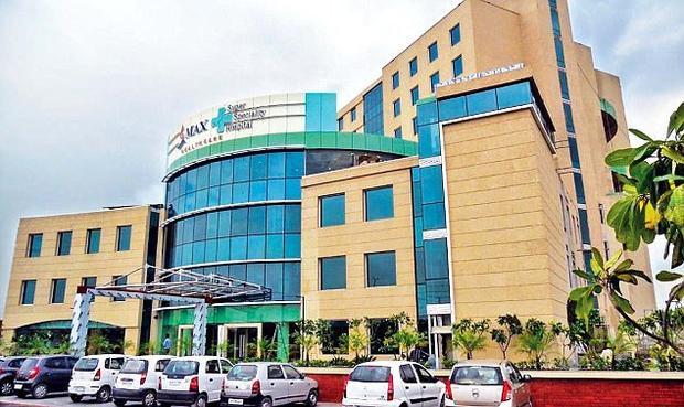 Bệnh viện nơi để xảy ra sự cố hy hữu trên.