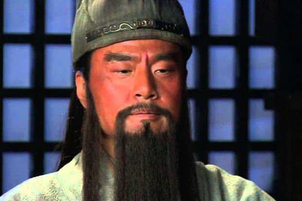 Quan Vũ là vị tướng quan trọng nhất của nhà Thục Hán.