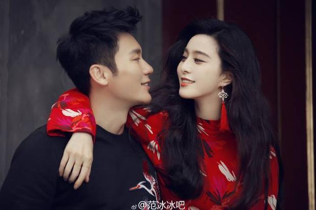 Phạm Gia  Lý Thần, Lộc Hàm  Hiểu Đồng và 3 cặp đôi Hoa ngữ hạnh phúc nhất năm 2017