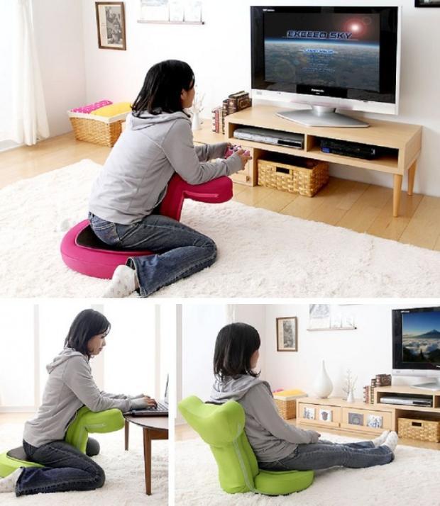 Chiếc ghế được thiết kế riêng cho các game thủ.
