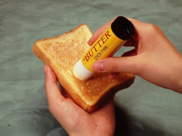 Chế biến bánh mỳ nướng bơ đã trở nên đặc biệt dễ dàng.