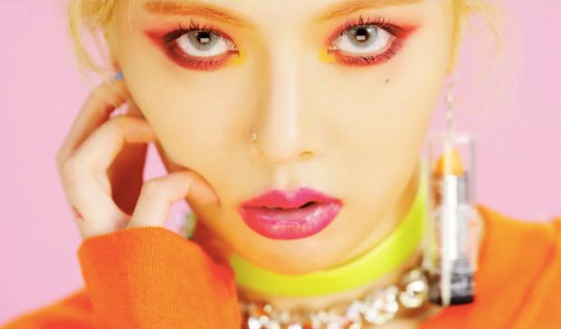 Trước khi tung MV, HyunA từng trình diễn ca khúc này trên sân khấu của lễ trao giải MelOn Music Awards 2017.