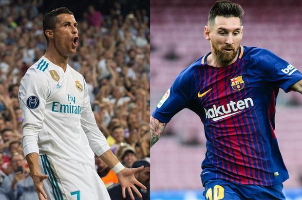 Ronaldo sẽ qua mặt Messi trong cuộc đua giành Quả bóng vàng 2017?