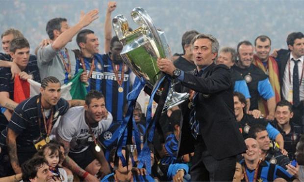 """Thì sự """"lì lợm"""" và sắc bén mang ông cùng Inter Milan đến với cú ăn 3 lịch sử."""