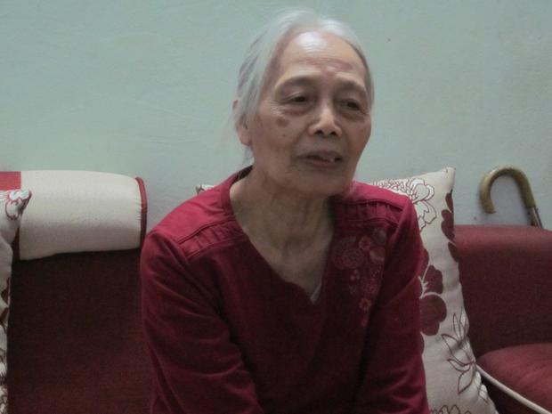 Con gái nhà văn Nam Cao lên tiếng về đề xuất bỏ tác phẩm Chí Phèo ra khỏi SGK. Ảnh: Đỗ Thơm