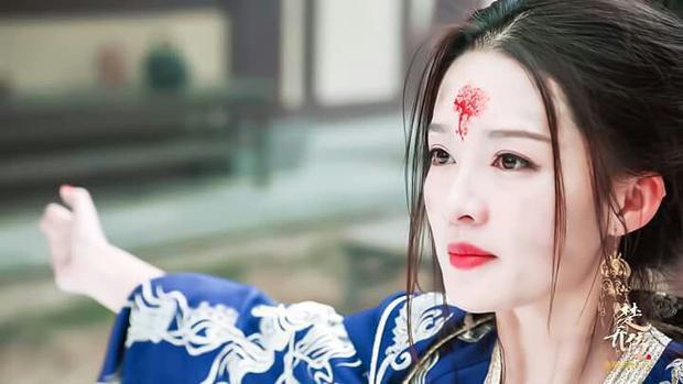 Vai diễn công chúa Nguyên Thuần đã đem lại không ít may mắn cho Lý Thấm