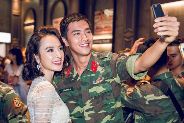 """Angela Phương Trinh và bạn diễn """"Sứ mệnh trái tim"""" Võ Cảnh là hai cái tên được mong chờ sẽ trở thành Shi Jin - Mo Yeon phiên bản Việt."""