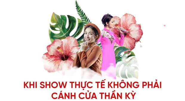 Hoa dâm bụt Hòa Minzy: Có phải cứ hát hay là vận may sẽ đến?