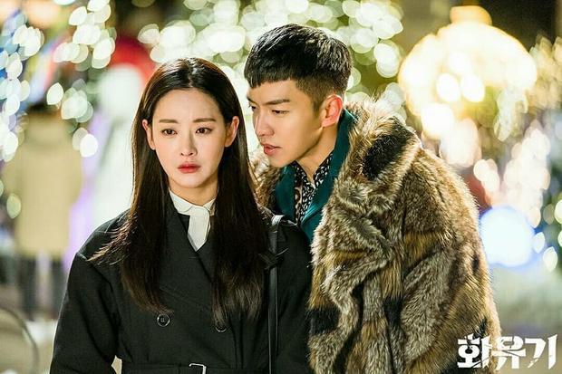 Lee Seung Ki và Oh Yeon Seo khá đẹp đôi