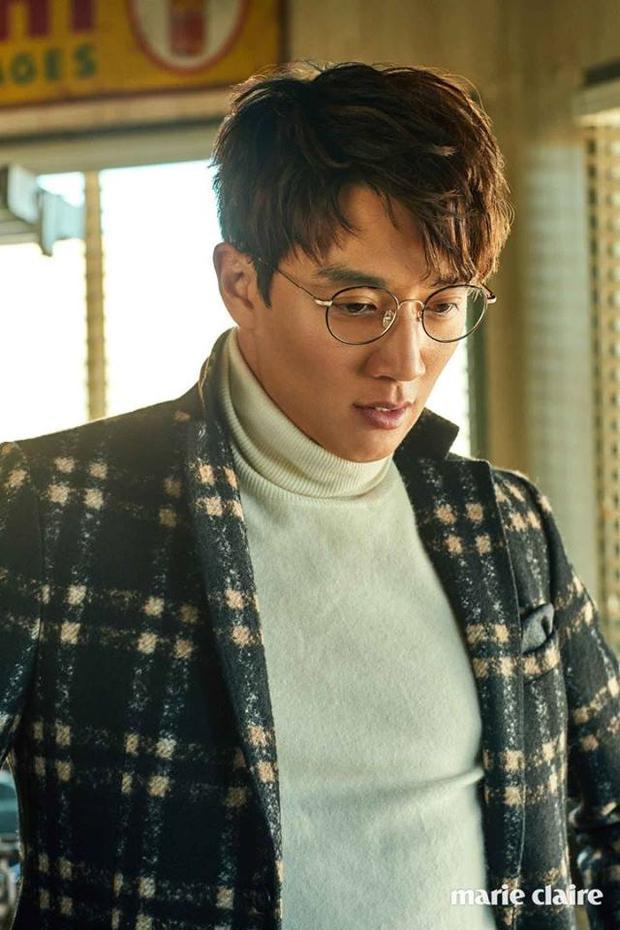 Kim Rae Won là diễn viên thực lực của nền Điện Ảnh Hàn Quốc