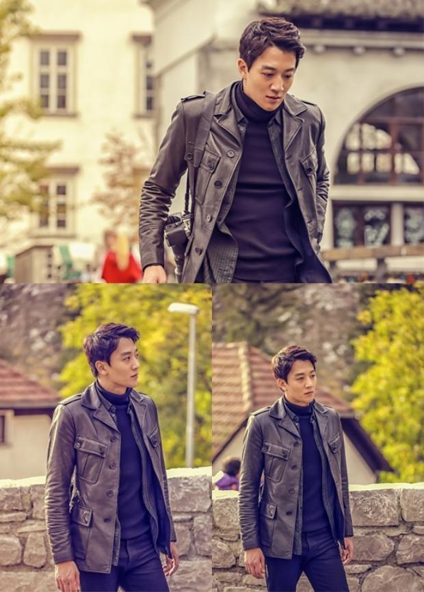 Moon Soo Ho được xây dựng như một hắc kị sĩ giữa đời thường