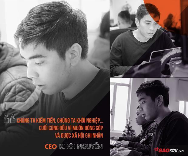 CEO Khôi Nguyễn: Nếu còn quá nặng mối lo cơm áo gạo tiền thì đừng nên khởi nghiệp