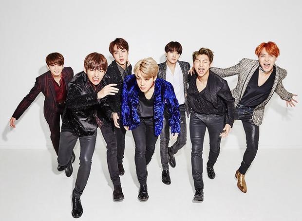 BTS, EXO cùng nhiều sao Kpop đình đám sẽ có mặt tại sân khấu trao giảiGolden Disc Awards 2018.