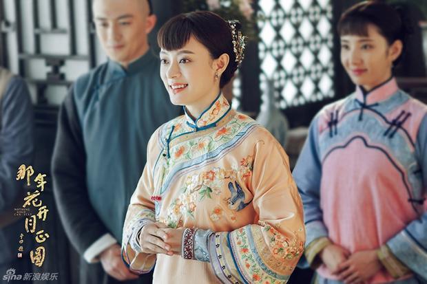 Dương Mịch và Lệ Dĩnh  Hai tiểu hoa duy nhất cạnh tranh với đàn chị ngôi vị Nữ chính xuất sắc nhất 2017