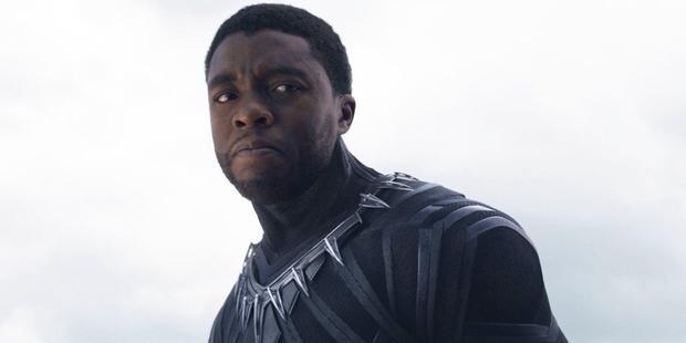 Chadwick Boseman vai Black Panther (Black Panther)