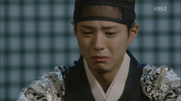 5 cảnh khóc kinh điển nhất trong phim cổ trang Hàn Quốc