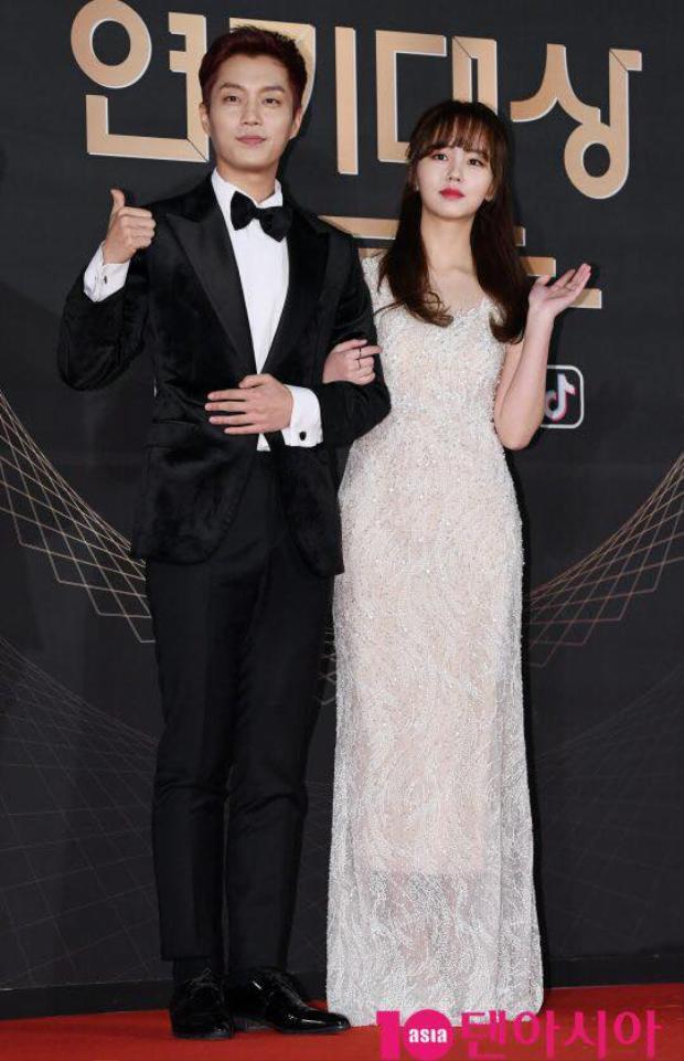 Nữ thần thế hệ mới Kim So-hyun sánh vai cùng Yoon Do-joon nhóm Highlight