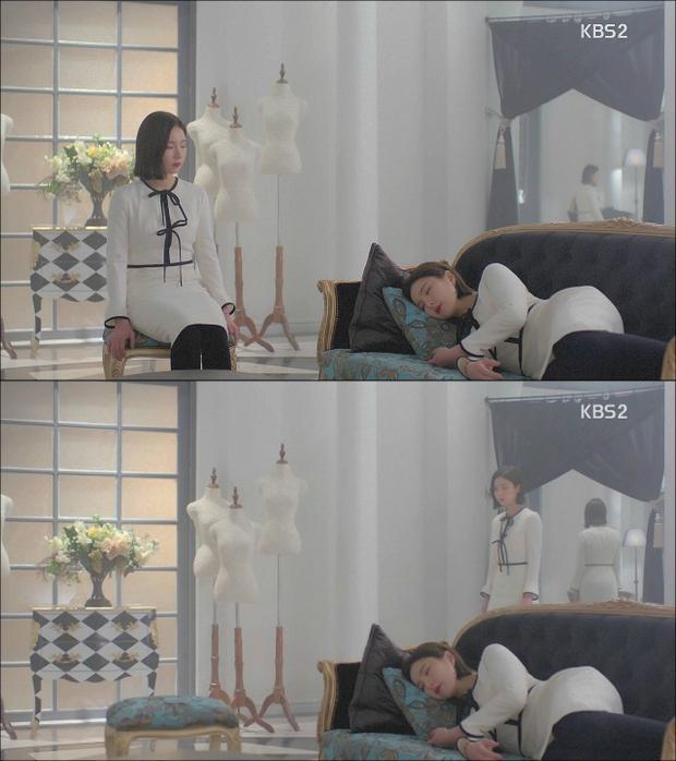 Cảnh phim ấn tượng diễn ra vào tập 6 của Black Knight , khi mà Sharon đã giả mạo Jung Hae Ra để tiếp cận Moon Soo Ho