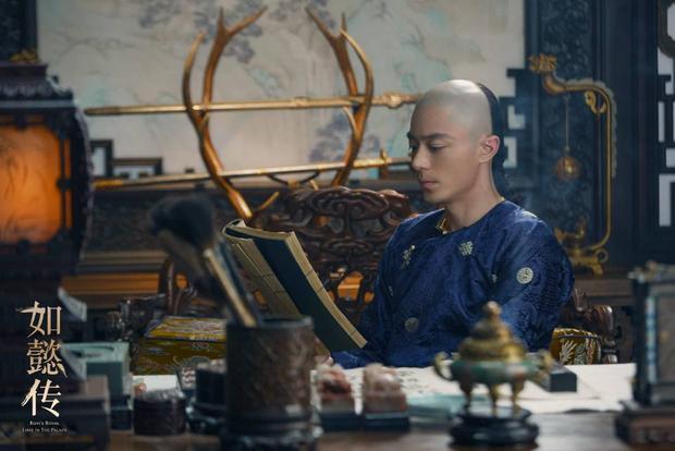 Hoàng đế Càn Long là một Hoàng đế phong lưu, hòa hoa bậc nhất trong lịch sử Trung Hoa.