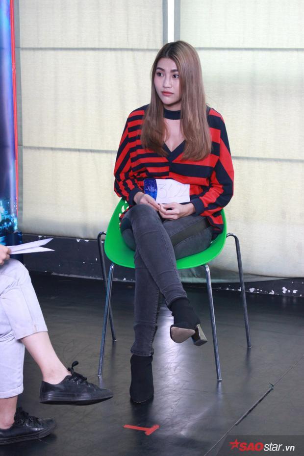 Người mẫu Quỳnh Châu là một trong số ít người được đề nghị thử nhiều vai.