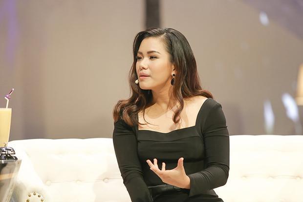 Phương Vy chia sẻ về tin đồn tình ái cùng Đức Trí: Bà để bà ngửi chứ bà không ăn