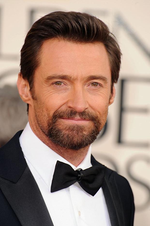 55. Hugh Jackman. Nam diễn viên vừa kết thúc vai diễn cuối cùng trong loạt phim X-Men - Logan. Cuối năm 2017, anh trở lại với khán giả qua tác phẩm The Greatest Showman của đạo diễnDamien Chazelle, cha đẻ của phim ca nhạc La La Land.