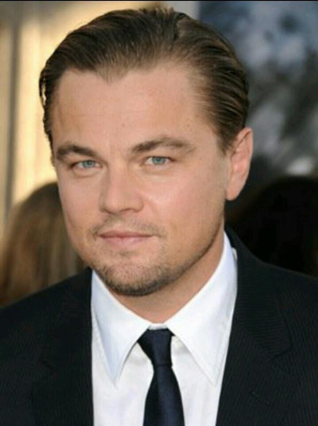95. Leonardo DiCaprio.