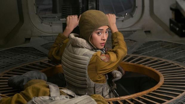 Tạo hình Ngô Thanh Vân trong phim.